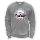 Grow Up Optional XJ Sweater -x8 Colours- Gift Present 4x4 Lift Off Road