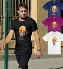 NEW TOM PATTY PADODY CARICATURE T-SHIRT WOMEN AND MENS CASUAL TEE SHIRT