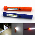 LED COB Inspection Lamp Work Light Flashlight Rechargeable Hand Torch Magnetic