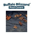 Buffalo Blizzard Round, Oval & Rectangle Swimming Pool Winter Leaf Net Covers