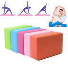 US Stock Yoga Foaming Foam Brick Block Health Gym Exercise Fitness Sport Tool