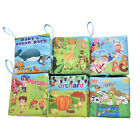 Unique Fabric Books Learning&Education Baby Toys Educational Cloth Cartoon Book