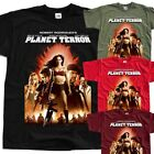 PLANET TERROR Ver. 5, Robert Rodriguez, poster T SHIRT all sizes S to 5XL