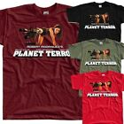 PLANET TERROR Ver. 6, Robert Rodriguez, poster T SHIRT all sizes S to 5XL