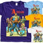 THE A-TEAM comic book Ver. 3 T SHIRT all sizes S to 5XL