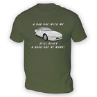 Bad Day With My MR2 W20 Beats Work Mens T-Shirt -x13 Colours- Gift Present JDM