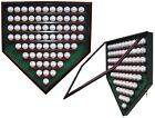 69 BASEBALL HOMEPLATE SHAPED DISPLAY CASE - FOR THE PASSIONATE SPORTS COLLECTOR!