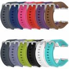 For Fitbit Ionic Smart Watch Replacement Classic TPU Sport Strap Wristbands S/L