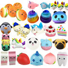 Jumbo Squishies Scented Charms Squishy Squeeze Slow Rising Toy Stress Reliever