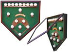 "MY FIELD OF DREAMS ""DREAM TEAM"" HOMEPLATE SHAPED DISPLAY CASE - FAN FAVORITE!"