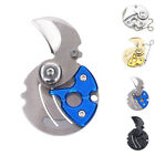 Stainless Steel Camping EDC Pocket Coin Knife Folder Outdoor Survival Key Chain