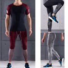 New Boys Mens Slim Fit Sports Gym Pants Jogging Running Trousers Legging Parts