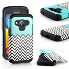 Galaxy Avant G386 Case, Impact Dual Layer Shockproof Bumper Case