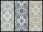 P & S - Moroccan Tiling On A Roll Wallpaper - Mediterranean - Paste The Wall