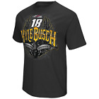 Kyle Busch #18 Nascar T-Shirt Adult Size Med or Large New w/Tag