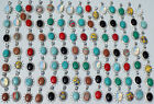 NEW STYLE EWELRY 100PC WHOLESALE LOT 925! STERLING SILVER OVERLAY PENDANT