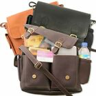 Leather Traveling Service Bag for Jehovah's Witnesses Ministry Ideaz