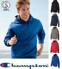New Champion Colorblocked Performance Pullover Hooded Sweatshirt S220 S-2XL SALE