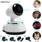 SKITCH 720P HD Wireless CCTV IP Security Camera Motion Detection Monitor/SD Card