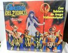 KNIGHTS OF THE ZODIAC COMIC BOARD GAME AMAZING COVER ILLUSTRATION SHOWS NONUSE