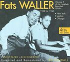 Complete Recorded Works, Vol. 5 [Box] by Fats Waller (CD, Aug-2008, 4 Discs,...