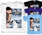 James Bond: Dr. No V2, Terence Young, 1962, T-Shirt (BLACK) All sizes S to 5XL $18.0 USD on eBay