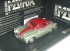 1/43 MATRIX Resin Model Fiat 600 Viotti Coupe zilver / rood Silver /  Red 1959