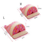 Pet Dog Cat Bed House Portable Puppy Kennel Cave Nest Igloo Pad Cozy Cushion 1x