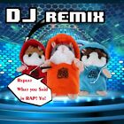 Lovely Talking Hamster Mimicry Repeats Speak Sound Record DJ Ham Plush Toy Mouse