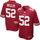 San Francisco 49ers Nike NFL #52 Patrick Willis Red Men's Game Home Jersey