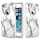 iPhone 5 / iPhone 5S / iPhone SE Case, Impact Dual Layer Shockproof Bumper Case