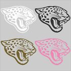 Jacksonville Jaguars Decals, White Pink Black Gold, Free Shipping $4.0 USD on eBay