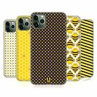 HEAD CASE DESIGNS BUSY BEE PATTERNS SOFT GEL CASE FOR APPLE iPHONE PHONES