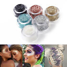 Face Body Glitter Paste Cream Highlighter Gel Hair Paint Cosmetic Makeup Tool ZS