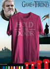 Hold The Door Hordor Inspired Game Of Thrones Unisex T-Shirt Free Fast P&P 2018