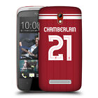 OFFICIAL LIVERPOOL FOOTBALL CLUB PLAYERS HOME KIT 17/18 2 CASE FOR HTC PHONES 2