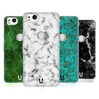 HEAD CASE DESIGNS MARBLE PRINTS SOFT GEL CASE FOR GOOGLE PIXEL 2