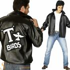 Official Grease T-Birds 50s Jacket Fancy Dress Costume Danny TBird