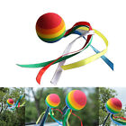 Auto Antenne Toppers Rainbow Ball farbige Band Antenne Bälle