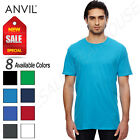 NEW Anvil Men's 100% Cotton Featherweight T-Shirt M-351 image