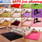 Kyпить Fluffy Rugs Anti-Skid Shaggy Area Rug Home Living Room Bedroom Floor Mat Carpet на еВаy.соm