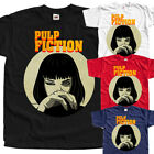Pulp Fiction V6, Q.Tarantino, movie poster 1994, T-SHIRT, All sizes S to 5XL