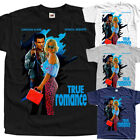 True Romance V1, movie poster, T SHIRT BLACK ZINK WHITE all sizes S to 5XL