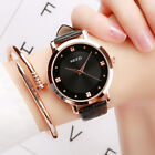 New Brand Luxury Gold Women Watches Fashion Creative Quartz 6 IN STOCK SHIPS