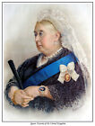 QUEEN VICTORIA OF THE UNITED KINGDOM ART PRINT. AVAILABLE AS CANVAS PRINT,TOO