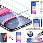 100% GENUINE TEMPERED GLASS SCREEN PROTECTOR FOR  IPHONES 6/6+7/7+/8/8+