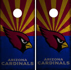 Arizona Cardinals Cornhole Wrap NFL Skin Board Game Set Vinyl Decal Sticker CO01 on eBay