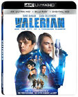Valerian: and The City of a Thousand Planets (Blu-ray 4K + Blu-ray + Digital HD)
