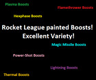 terraria xbox 360 all items - {Xbox One} Rocket League Item - Various Painted Rocket Boosts! Great Variety!