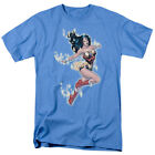 Justice League Simple Wonder Woman DC Comics Licensed Adult T Shirt